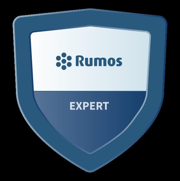 Rumos Badge