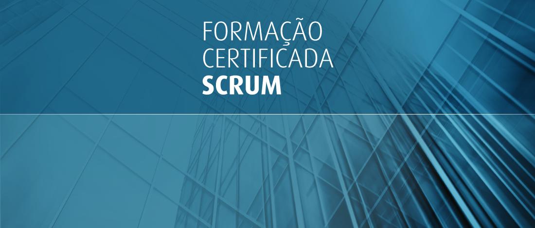 Nova Formação Certificada SCRUM