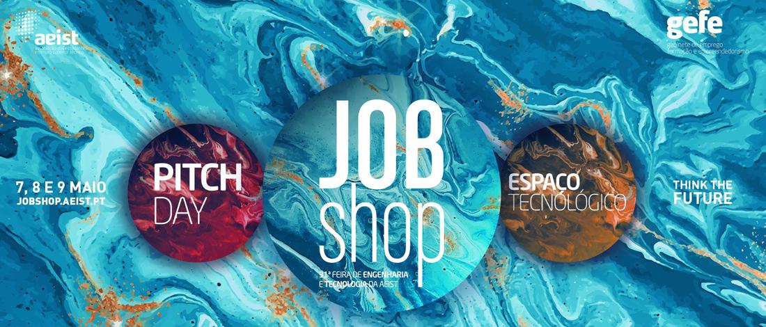 Rumos Serviços no Jobshop AEIST