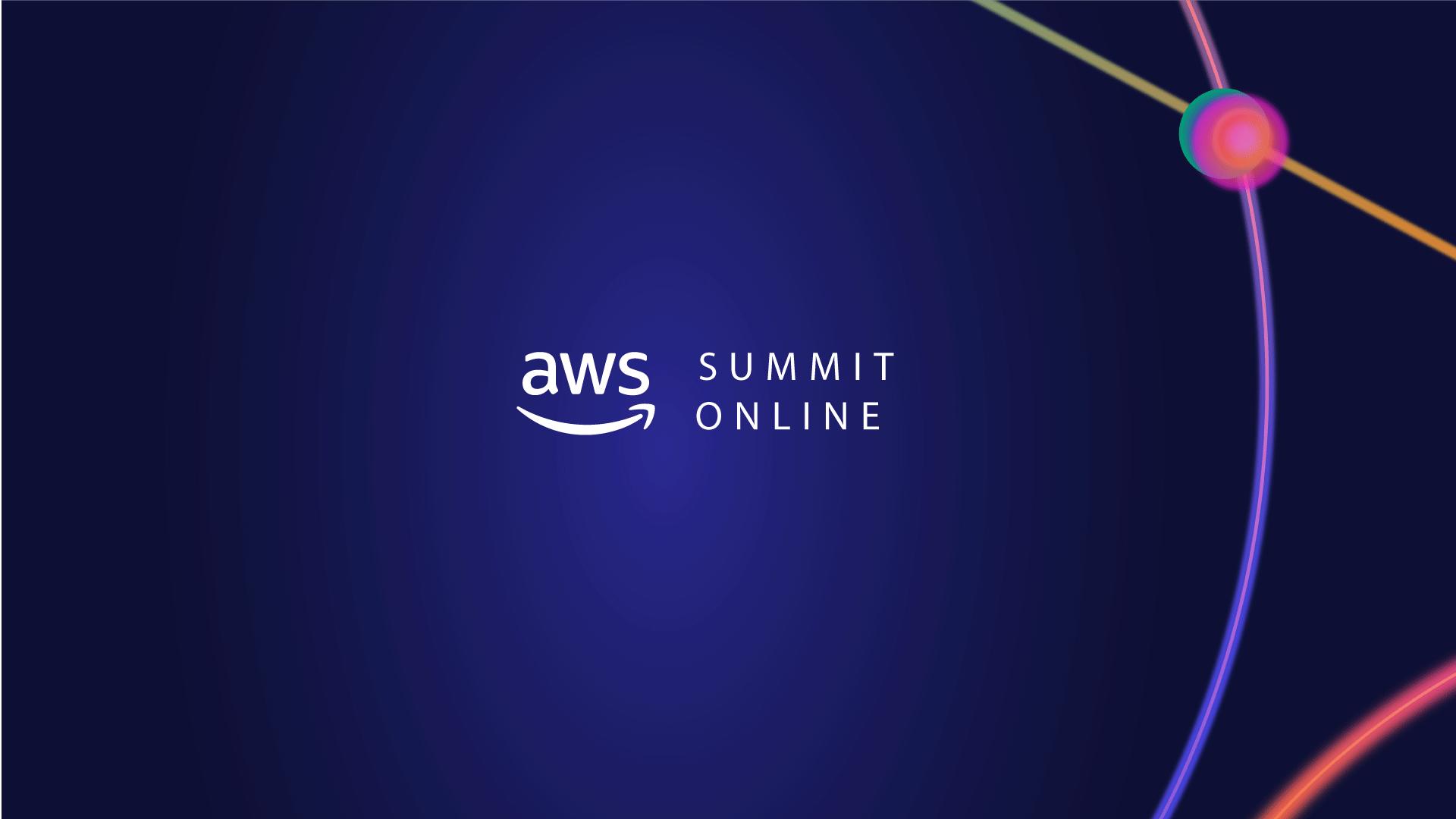 Aprender mais sobre Cloud no AWS Summit Online EMEA